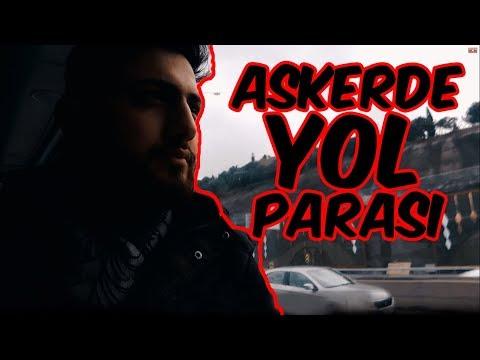 ASKERDE YOL PARASI YATIYOR MU ? VLOG ANTALYA
