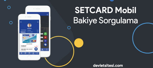 Setcard Bakiye Sorgulama